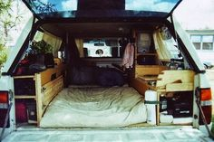 """""""I took a 7 week coast to coast road trip after being laid off from Boeing. I didn't have a camper but realized that being able t..."""