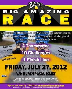 1000 images about big amazing race sponsored by d 39 arcy for D arcy motors joliet