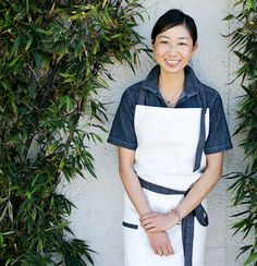 Chef Kuniko Yagi of Hinoki & the Bird (Click  image to find out her story)