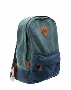 Bershka Российская Федерация - Двухцветный рюкзак