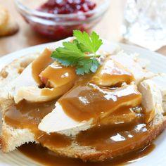 A tasty way to eat up some of your leftover turkey and gravy.  navrazvam tehni4eski za savsem li4en dostap na Boiko