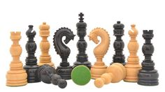 Introducing The Luxury Handcrafted Tower Series Chess Set -> http://www.chessbazaar.com/the-luxury-handcrafted-tower-series-chess-pieces-in-ebony-box-wood-5-king.html