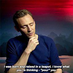 "t-hiddles: ""Tom's got jokes"" Gif-set: http://maryxglz.tumblr.com/post/158977183937/the-haven-of-fiction-t-hiddles-toms-got"