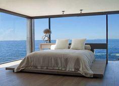 #Bedroom #Overview #Sea