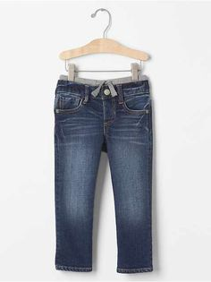 Toddler Boys' Jeans: carpenter jeans, loose fit jeans, cotton jeans at babyGap…