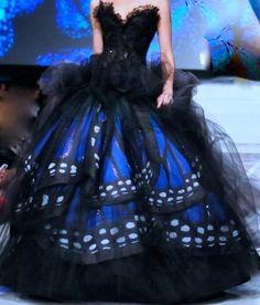 londonwarrior:  Butterfly Blue! xxx