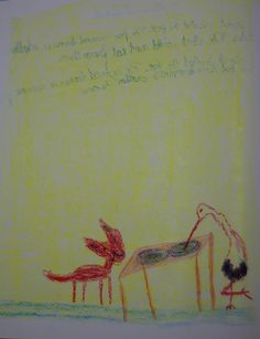 Age 08 ~ Aesop's Fables ~ The Fox and The Stork