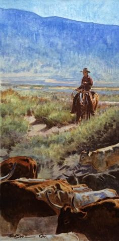 Below the Mescalero by Teal Blake