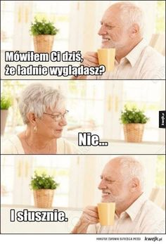 Haha Funny, Funny Cute, Lol, Funny Lyrics, Polish Memes, Weekend Humor, Funny Mems, Smile Everyday, Best Memes