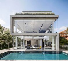 The Concrete Cut House in Ramat Gan by Pitsou Kedem Architects - CAANdesign http://www.caandesign.com/the-concrete-cut-house-in-ramat-gan-by-pitsou-kedem-architects/?utm_content=bufferf95e7&utm_medium=social&utm_source=plus.google.com&utm_campaign=buffer