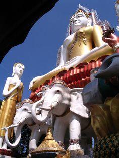 Wat Khun Chan (gemaakt in Bangkok)