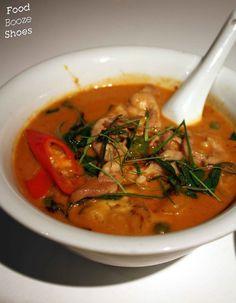 Thailand - Red Chicken Curry Gaeng Daeng Gai #recipe #kitchen