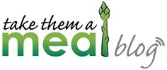 Take Them A Meal Blog   Good for when making a meal for someone (elderly, new moms, convalescents, etc.) becomes a ministry and a blessed help.