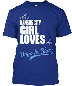 Limited Edition Tee just ordered....Go Royals