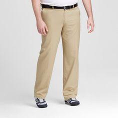 Men's Big & Tall Golf Pant - C9 Champion - Khaki 58x30, Tree House Khaki
