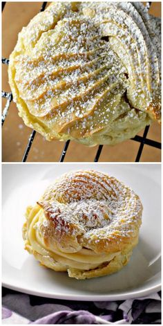 Easy And Delicious Cream Puffs Recipe