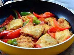 豆腐這樣吃,給肉都不換! 好吃