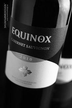 Equinox on Packaging of the World - Creative Package Design Gallery  #taninotanino #vinosmaximum