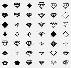 diamond icons on TheNounProject