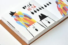 An handmade book about the ruckus of modern times.  PLIM has been awarded >>HONORABLE MENTION<< of the year 2013 by Art Books Wanted // Edition Lidu!  © 2011 Joana Rosa Bragança