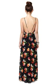 Ella Maxi Dress | Shop Dresses at Nasty Gal
