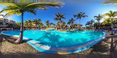 Hotel na Kubie – Panorama