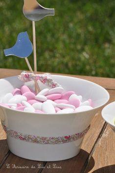 conditionnement Cuivre Coeur Cadeau Verre Tag ou Faveur Nuptiale-Giftwrap table amour