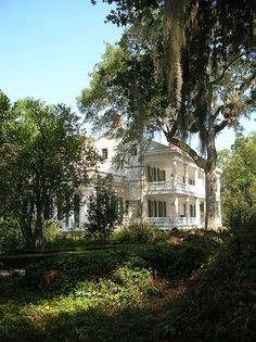 Rosedown Plantation is located in the West Feliciana community of St. Francisville along one of the most historic corridors in South Louisiana.