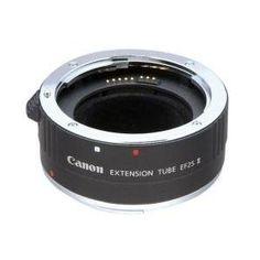 Canon EF 25II - Extension tube Canon Ef, Canon Macro Lens, Canon Cameras, d2efc2536c70