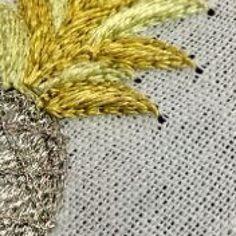 Sneak peek of a work in progress of ecru  in collaboration with Sophia 203. #ecru #sophia203 #embroidery #design #home #homeware #instagram