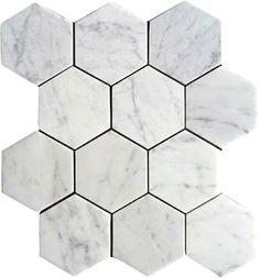 Carrara Heksagon - ULFVEN