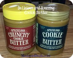 Top 10 Ways to Eat Cookie Butter #traderjoes #cookiebutter #speculoos