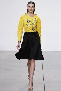 Thakoon | Spring 2013 Ready-to-Wear Collection | Katia Selinger Modeling | Style.com