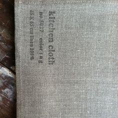 See on hoopis käterätik, aga see trükitud tekst on lahe ja kangas ka.  Vabalt võiks see Nami-Nami logo hoopis ka sellisena ehk olla? Meenutab natuke neid kohvioakotte :)
