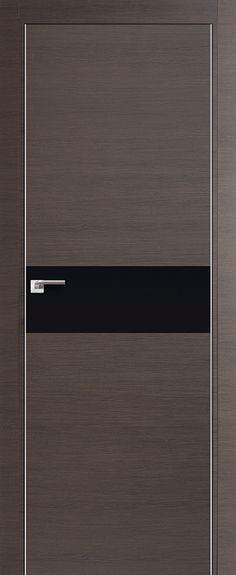 Porte intérieure contemporaine Westaline type 2505 ral 7015 Portes