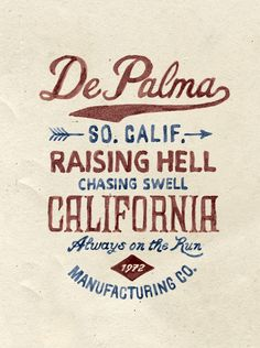 Depalma clothing by BMD Design
