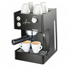 Saeco Aroma Nero  229,00 €  http://www.coffee-world.de/