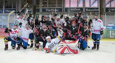 Die Eventagentur TAKE A LOOK organisiert Eishockey Team-Trainings für Firmen. Als Rahmenprogramm nach einem Meeting, als Weihnachtsfeier oder als Teambuilding.