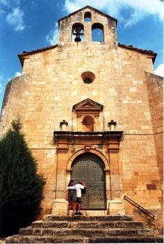 Ermita de la Virgen de la Esperanza, también llamada de la Virgen de la Fuente, en Portell, a la comarca de Els Ports, Castellón.