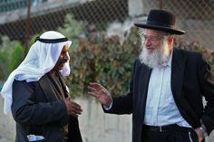 Muslims and Jews twi
