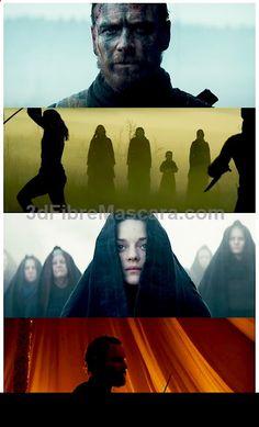 Michael Fassbender in Macbeth