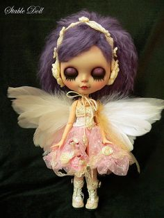Nili, ma blythe full custo par Stable Doll
