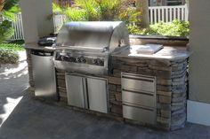 Perfect Outdoor Kitchens Austin Texas