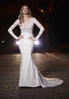 Simone Carvalli 90246 Wedding Dress - The Knot