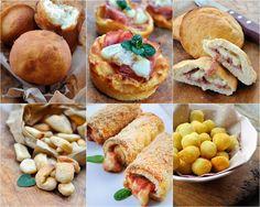 Finger food e stuzzichini sfiziosi, natale2014, ricette facili, congelabili, da preparare anche in anticipo, ricette economiche, idee semplici, con bimby o senza