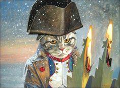 Эпические Коты ☺ / А. Завалий. Обсуждение на LiveInternet - Российский Сервис…
