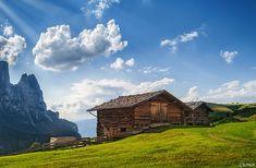 Alpe di Siusi, Seiser Alm - Castelrotto, Kastelruth | by cicrico