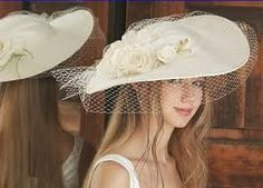 I remember all the ladies in their fancy hats on easter sunday at church. So southern.