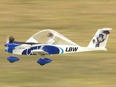 The Colomban Cri-Cri ('cricket') is the smallest twin-engined manned aircraft in the world, designed in the early 1970s by French aeronautical engineer Michel Colomban. It is a 3.9 meters long single-seater witha wingspan of4.9 meters.