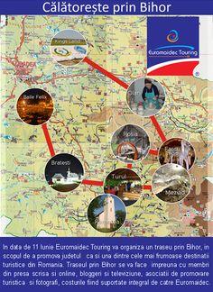 Turist prin Bihor cu Euromaidec Touring Touring, Dan, Movies, Movie Posters, Internet, Events, Travel, Viajes, Films